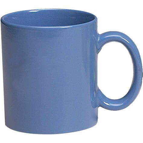 Colored Stoneware Mug (11 Oz, Colors)  Custom Ceramic Mugs