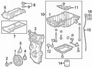 Buick Regal Engine Oil Dipstick  2 0 Liter Turbo  2014