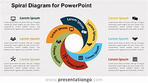 Spiral Diagram For Powerpoint
