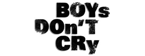 Boys Don't Cry Info, Posters, Wallpapers, And Tracking