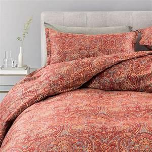Boho, Chic, Traditional, Paisley, Design, Bedding, Duvet, Quilt