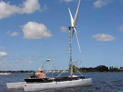 Boat Wind Turbine by Blackford S Windmill Boats All At Sea Southeast