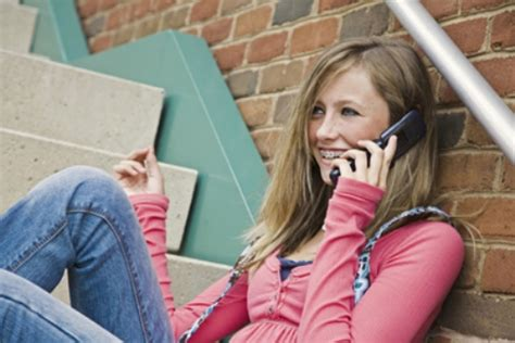 teen cell phone cell phones powered by sound the more you talk the