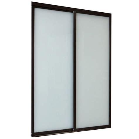 shop reliabilt white lite laminated glass sliding