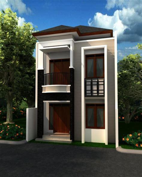 desain rumah  lantai type  mediterania unik hook