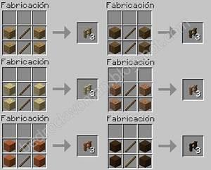 MINECRAFT: Todos los crafteos de minecraft 1 8 y poción de salto