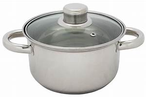 Kochtopf 5 Liter : kochtopf 5 2 liter 24 cm edelstahl mit glas deckel topf kochen braten ebay ~ Eleganceandgraceweddings.com Haus und Dekorationen