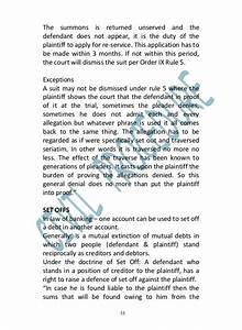 Civil Procedure Udsm Manual 2002  With Images