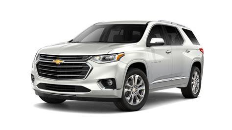 2019 Chevrolet Traverse Exterior Colors  Gm Authority