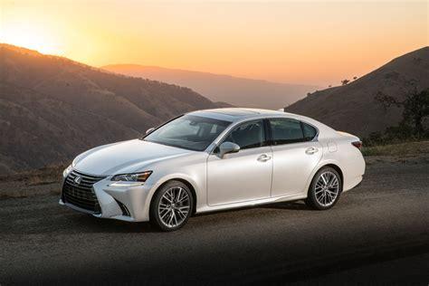 2016 Lexus Gs 350 Photos, Informations, Articles
