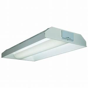lithonia lighting 3 light white fluorescent parabolic With 3 lamp fluorescent light fixtures