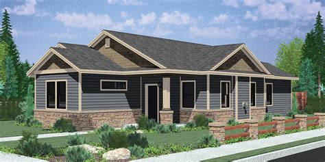 one level homes ranch house plans house design ranch style home