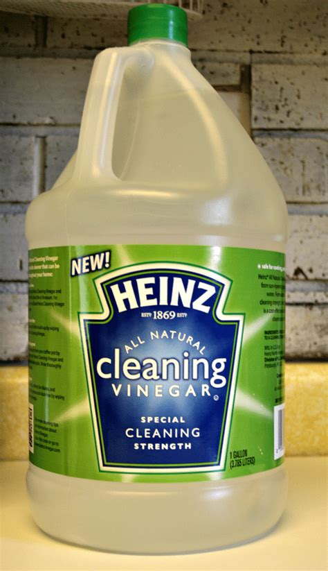 water and vinegar to clean clean naturally with heinz cleaning vinegar cupcakes crinoline