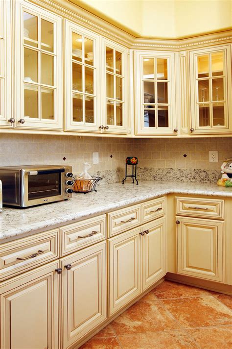antique white kitchen cabinet doors american maple antique white glaze kitchen cabinets 7491
