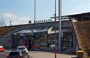 Ice Bahnhof Montabaur : der nordeingang zum ice bahnhof montabaur an der schnellfahrstrecke k ln rhein main kbs 472 b ~ Indierocktalk.com Haus und Dekorationen