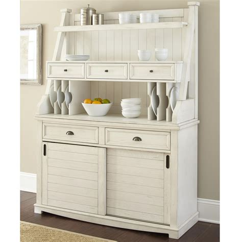 star cayla buffet  open hutch efo furniture outlet