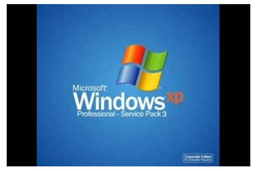 descargar cd de windows xp professional