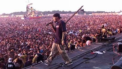 Woodstock Riot Mtv