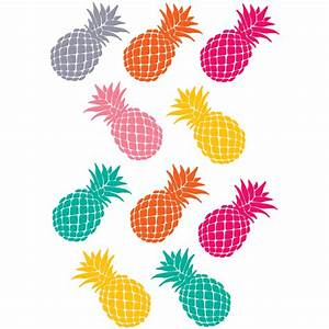 Tropical Punch Pineapples Accents - TCR2156 Teacher
