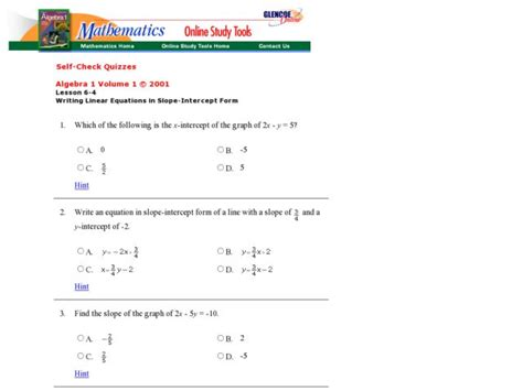 graphing lines in slope intercept form worksheet graphing slope intercept worksheet kuta kuta software