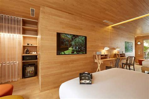 cabane dans la chambre notre cabane avec jardin à hotel atypique 9 hotel