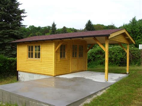 Gartenhaus Mit Carport #na72 Kyushucon