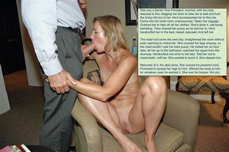 Corporate Slut In Gallery Captions Wives Mothers And Daughters Forced To Sex Picture