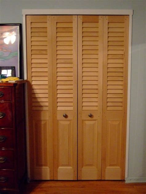 images  bifold closet doors  pinterest