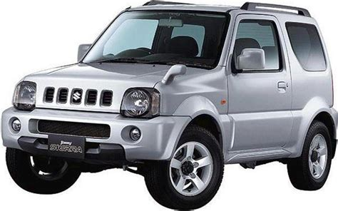 Comparison Suzuki Jimny Sierra 2012 Vs Jeep Renegade