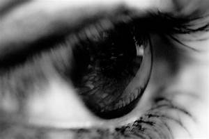 Black and White Eye by sonicman1230 on DeviantArt