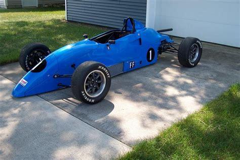 van diemen formula ford race car  sale