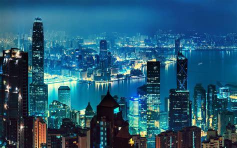 fond d ecran moderne fond d ecran baie ville moderne asiatique wallpaper
