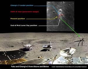 China's Yutu Moon rover starts Lunar Day 4 Awake but ...