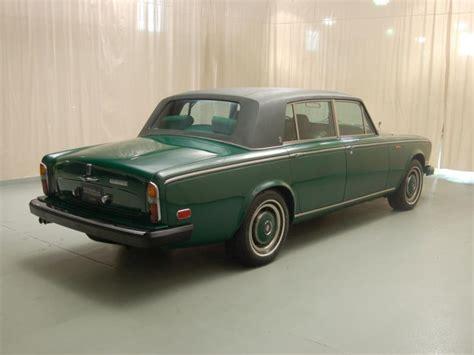 1979 Rolls Royce Silver Wraith Ii by 1979 Rolls Royce Silver Wraith Ii Values Hagerty