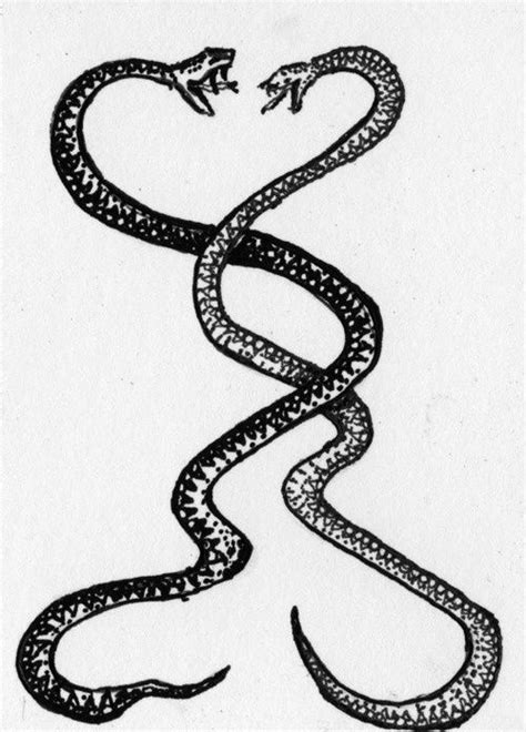 9 Simple and Traditional Snake Tattoo Designs with