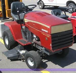 Roper Lawn Tractor