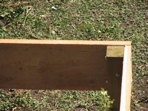 Hochbeet Aus Holz Bauen Und Bepflanzen