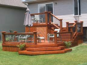 22 surprisingly 2 tier deck house plans 6632