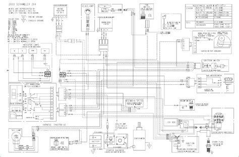 polaris ranger ignition wiring diagram gallery wiring