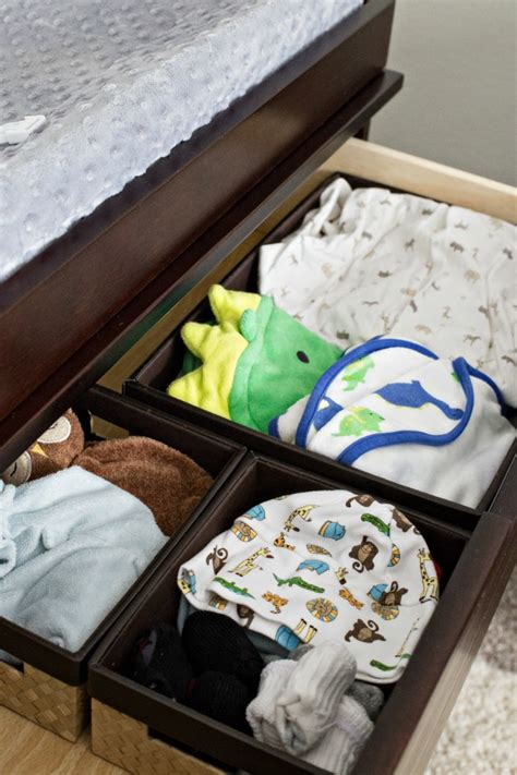 organizing baby drawers 15 totally genius ways to organize baby clothes