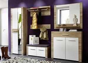 Moderne Garderoben Set : cosiba vs2 garderobenset trendm bel aus der fabrik ~ Frokenaadalensverden.com Haus und Dekorationen