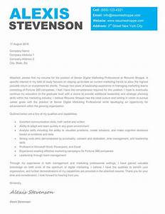 the alexis cover letter template is an effective creative With standout cover letter examples
