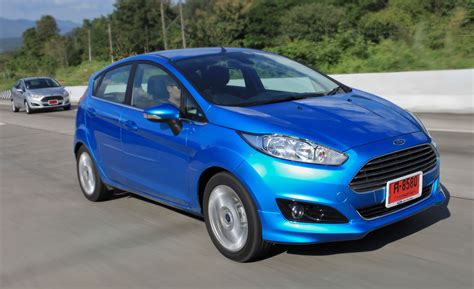 Ford Fiesta 1.0 Ecoboost set for April launch, Fiesta ST ...