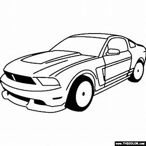 ford boss 302 mustang 1969 coloring page With 1966 ford shelby co