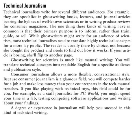 Journalism Definition by Translating Technical Journalism Journalism And