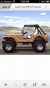 1973 Cj5 Super Jeep