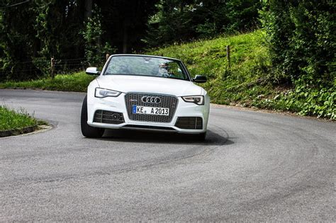 Audi Convertible Abt Sportsline Review Top Speed