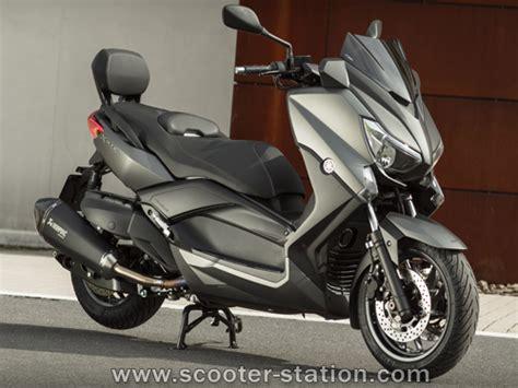 yamaha x max 400 sport et touring les versions accessoiris 233 es scooter station