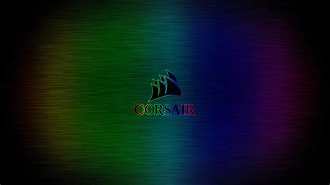 Corsair Rgb Logo Wallpaper!