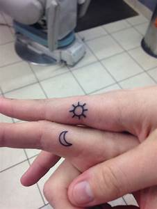 Sun Finger Tattoo Designs, Ideas and Meaning | Tattoos For You